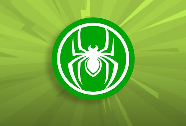 Символ Человека-Паука