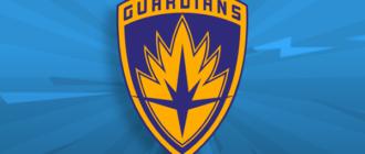 Логотип команды Стражей Галактики