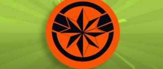Символ Капитан Марвел